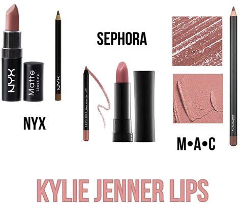 Lipstick Nyx Sephora nyx matte lipstick in caviar nyx slim lip pencil in or mauve sephora