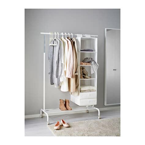 White Clothes Rack by Rigga Clothes Rack White