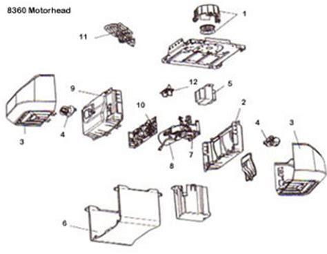 Chamberlin Garage Door Opener Parts Chamberlain Compatible Garage Door Opener Parts Garage Door Opener 8360 Dc Battery Backup