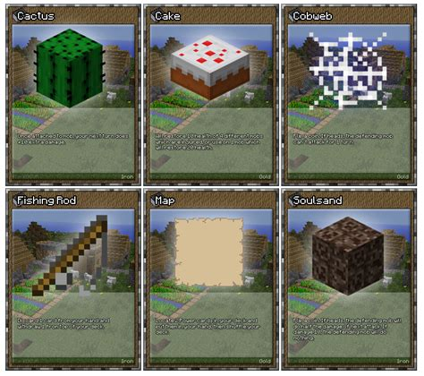 printable trading card games trading cards minecraft