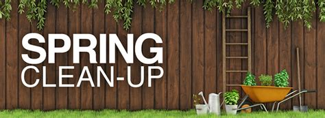 spring clean up white goods collection village of