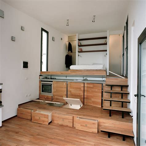 floor storage idyllic italian studio stuffs storage in the floor