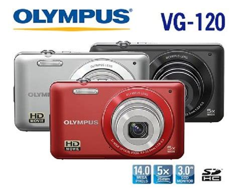 Kamera Olympus Vg 120 olympus vg 120 price in malaysia specs technave