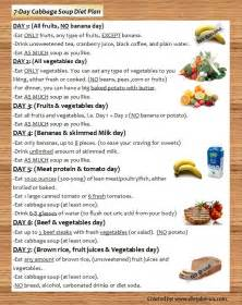 does 7 day cabbage soup diet plan really work diet plan
