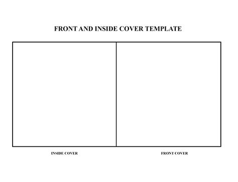 Card Cd Template by Template For Cd Cover Front And Inside Cover Back Cover