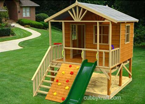 backyard cubby house kookaburra loft cubby houses and playground equipment