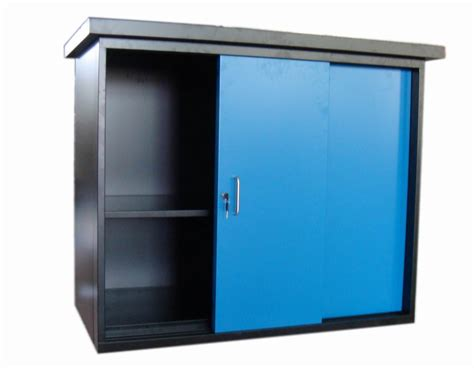 2 door steel storage cabinet black steel cabinet with two shelves inside combined with