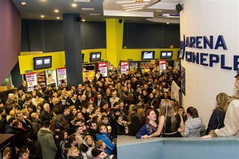 cineplex novi sad arena cineplex bulevar mihajla pupina 3 novi sad