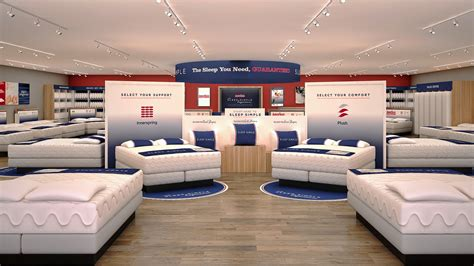 Mattress Stores by Buzz 187 Martin Design