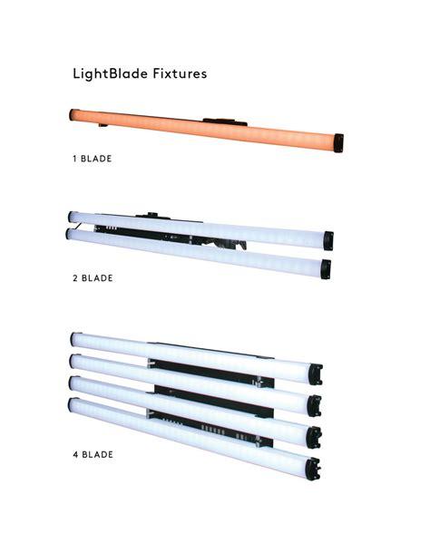led beleuchtungskörper die led produktionsbeleuchtung nbcuniversal lightblade