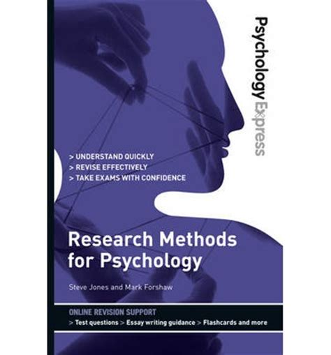 research matter a psychologist s guide to engagement books psychology express research methods in psychology