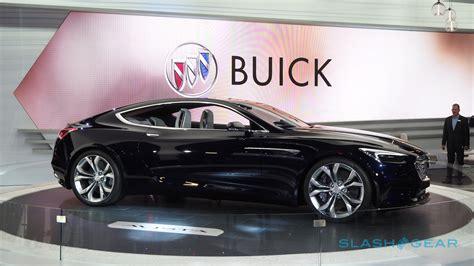 gmc sedan concept buick avista concept gallery slashgear