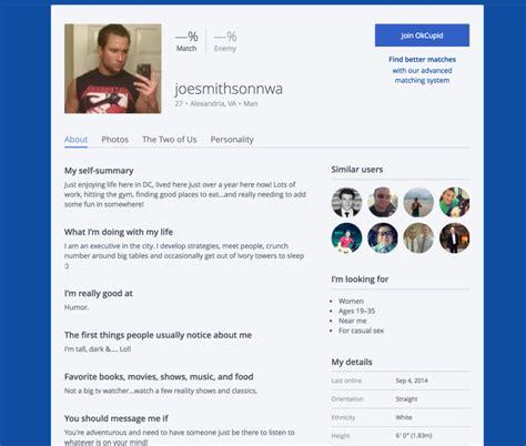 Find On Okcupid Is This Josh Duggar S Okcupid Profile Updated
