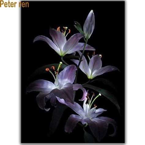 pelbagai contoh bunga kertas lukisan  berguna
