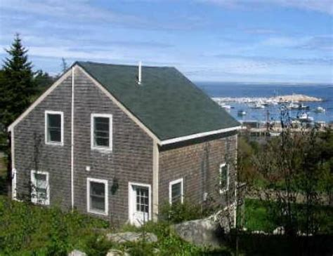 matinicus vacation rental maine oceanfront cottage