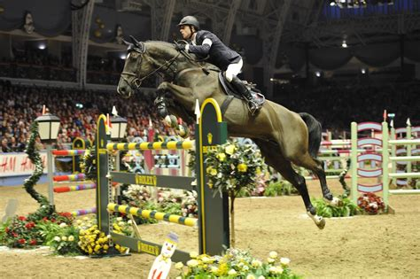 team gb show jumping nominations  london