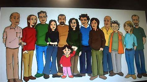 imagenes de la familia extensa familia extensa 1 186 educaci 243 n infantil us youtube