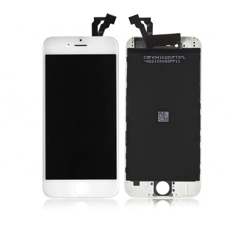 Lcd Iphone 6 Di Medan iphone 6 touch screen lcd retina frame bianco vetro