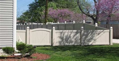 polyvinyl  polyrail fencing systems  big box stores