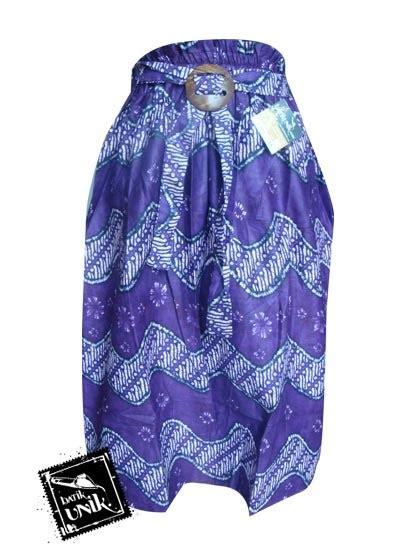 Rok Batik Lilit Parang Barong rok batik pendek motif parang barong bawahan rok murah