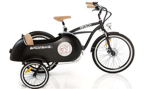 Elektro Motorrad Mit Beiwagen by Cargobike Anders Elektro Cruiser Mit Beiwagen