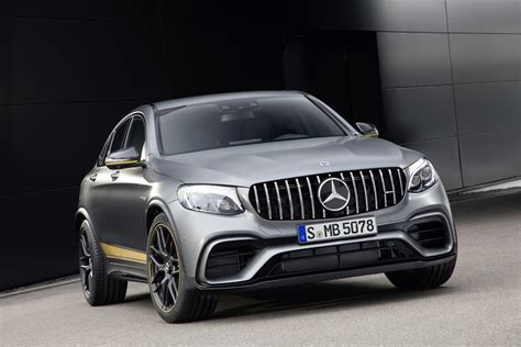 mercedes glc coupe amg mercedes amg glc 63 s 4matic coup 233 edition 1