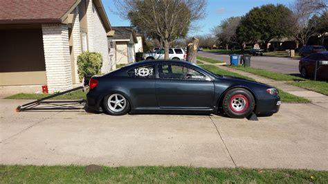 carbon fiber scion tc tx sfwd scion tc carbon fiber half race car rolling