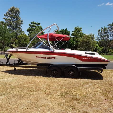 v8 ski boat qld mastercraft tri star v8 ski wakeboard boat for sale in