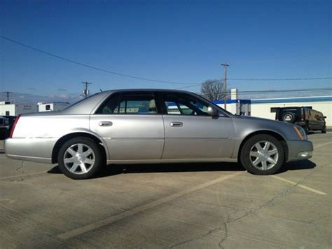 how to work on cars 2006 cadillac dts seat position control buy used 2006 cadillac dts 4 6l in ephrata pennsylvania united states