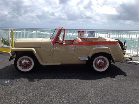 willys jeepster for sale 1950 willys overland jeepster for sale classiccars com