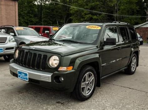 2007 Jeep Patriot Limited Buy Used 2007 Jeep Patriot Limited In 3892 Montgomery Rd