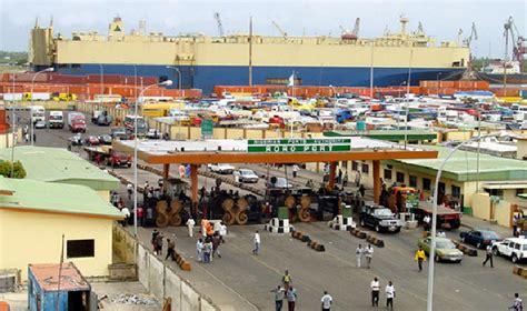 lagos port truckers freight forwarders to shut lagos ports