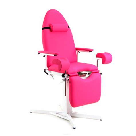sedia ginecologica poltrona di ginecologia ad altezza fissa con poggiagambe