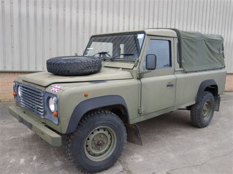 land rover specialist sales stock number l jackson and co 187 mod nato sales ex army