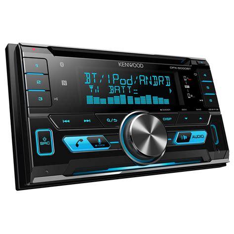 Radio De Voiture Avec Port Usb by Kenwood Dpx 5000bt Autoradio Kenwood Sur Ldlc