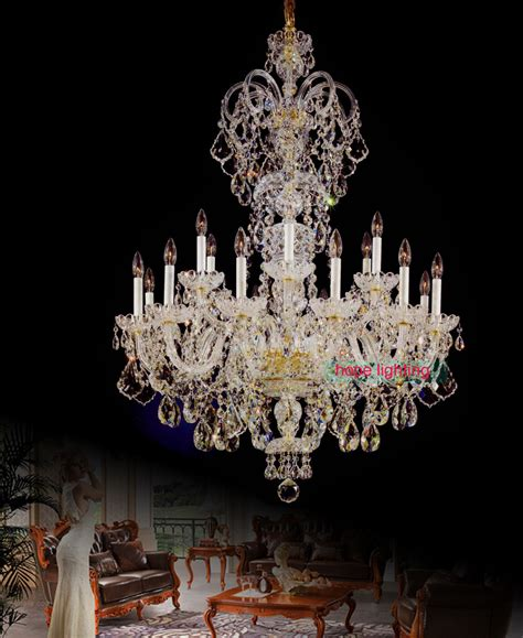 Chandelier Store Aliexpress Buy High Ceiling Fashion Gold Chandelier Home Decoration Modern