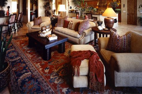 Poppy Area Rug 5 Ways To Decorate With Red Hgtv
