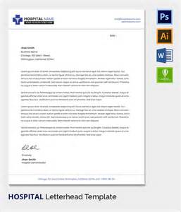 Hospital Dispute Letter Sle Hospital Letter Template 28 Images Appointment Letter Template 31 Free Word Pdf Documents