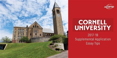 Cornell Essays 2017 by Cornell Supplemental Essay Tips Accepted