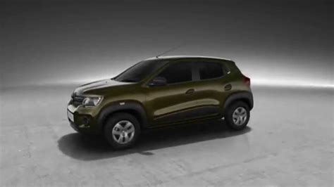 renault kwid white colour 2015 renault kwid colour out back bronze automototv