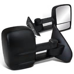 chevy silverado 2014 2016 towing mirrors power heated