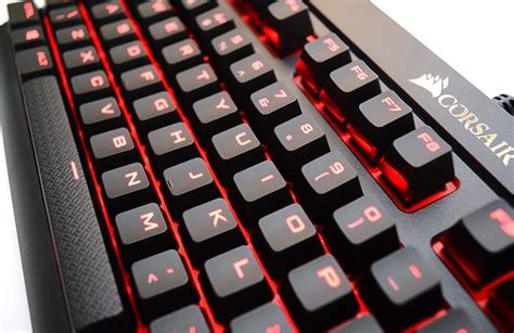 Keyboard Gaming Corsair K63 corsair gaming k63 mechanical keyboard review eteknix
