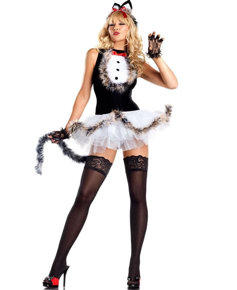 adult bedroom costumes kissable kitty kat sexy adult costume