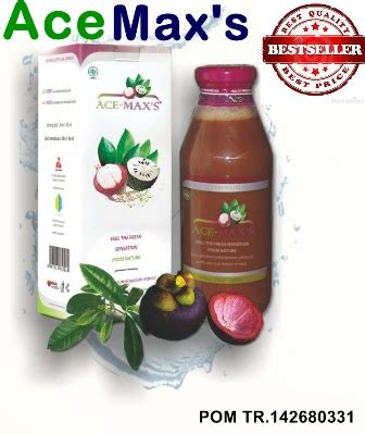 Obat Herbal Ace Maxs Semarang ace maxs harga khasiat bahaya dan efek singnya