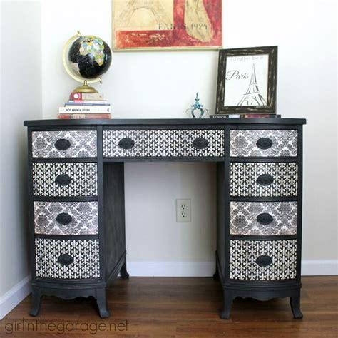Decoupage Desk - 17 best ideas about decoupage desk on