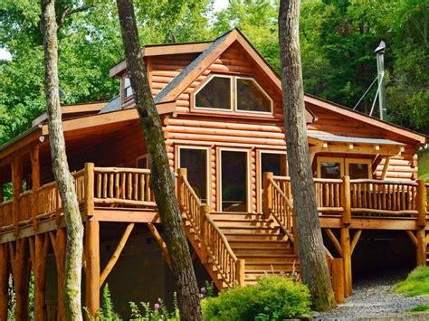 25 best ideas about cabin rentals in nc on
