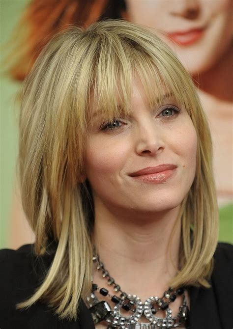Bangs Shoulder Length Hair Older Women | 17 best ideas about medium hairstyles with bangs on