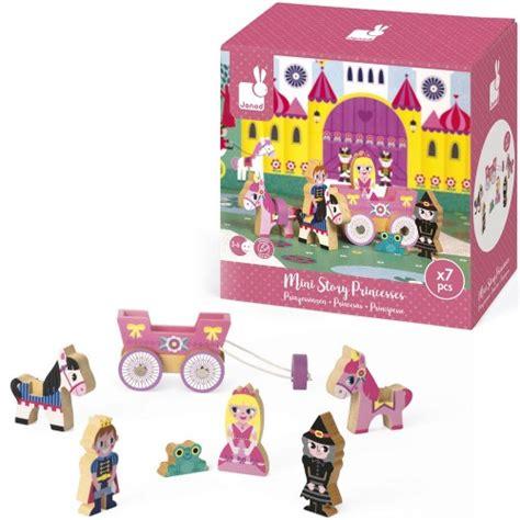 Celengan Story 7 Pcsset princess mini story 7 pc wooden play set educational toys planet