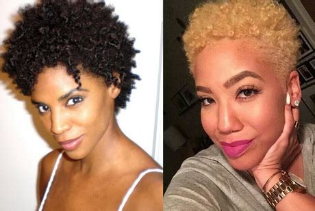 short hairstyles after big chop hairstyles after the big chop