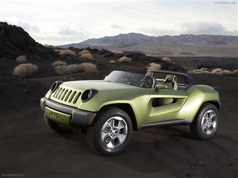 2008 Jeep Renegade Jeep Renegade Concept Pictures Car Wallpapers 20